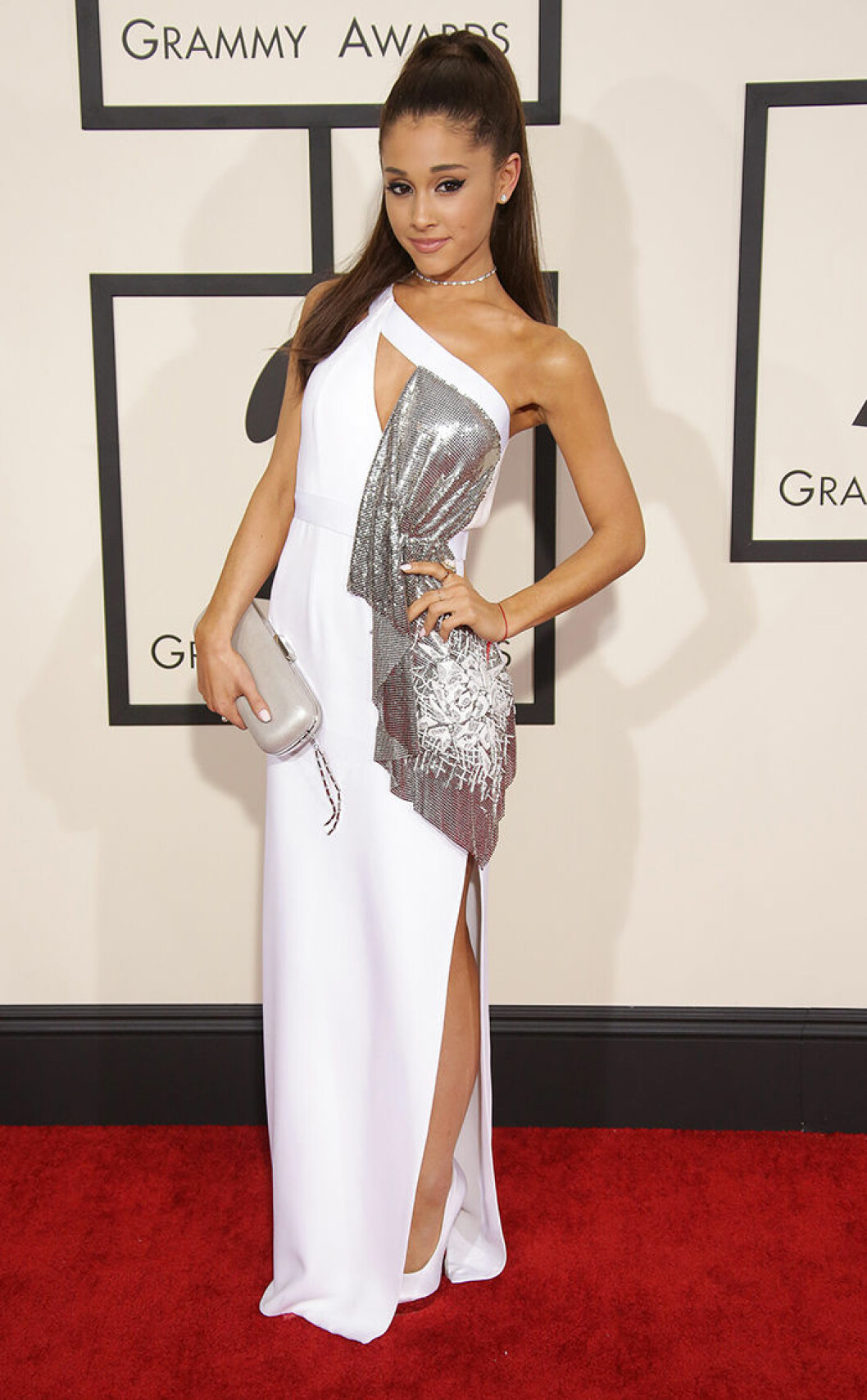 57th Annual Grammy Awards, Arrivals, Los Angeles, America - 08 Feb 2015