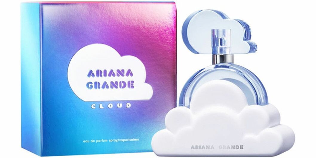 Parfym som heter Cloud från Ariana Grande