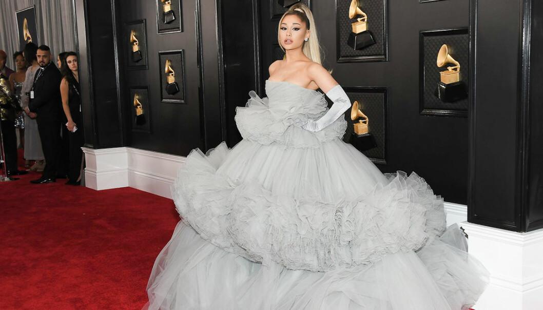 Ariana Grande och alla kändisar på Grammy awards 2020
