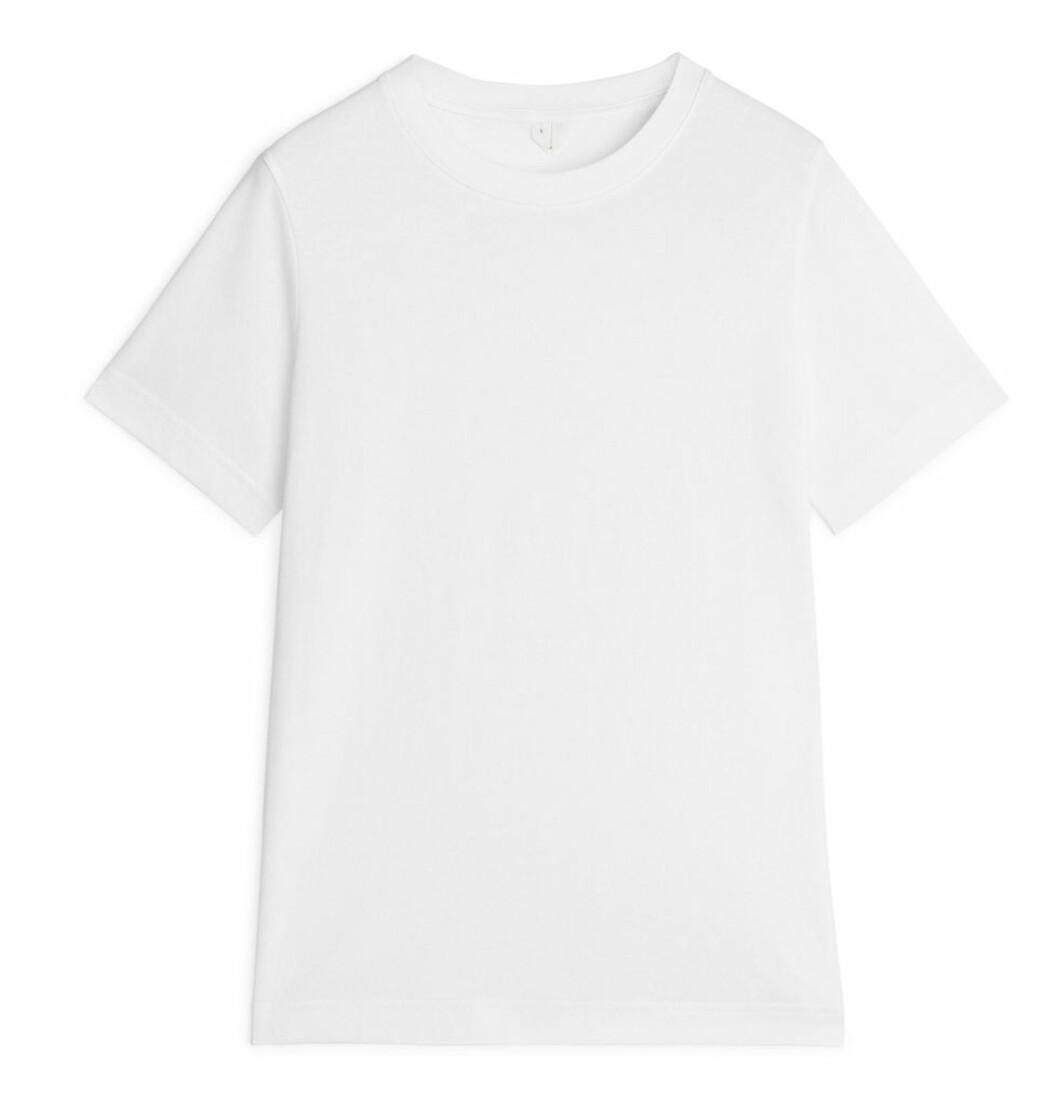 Arket vit t-shirt