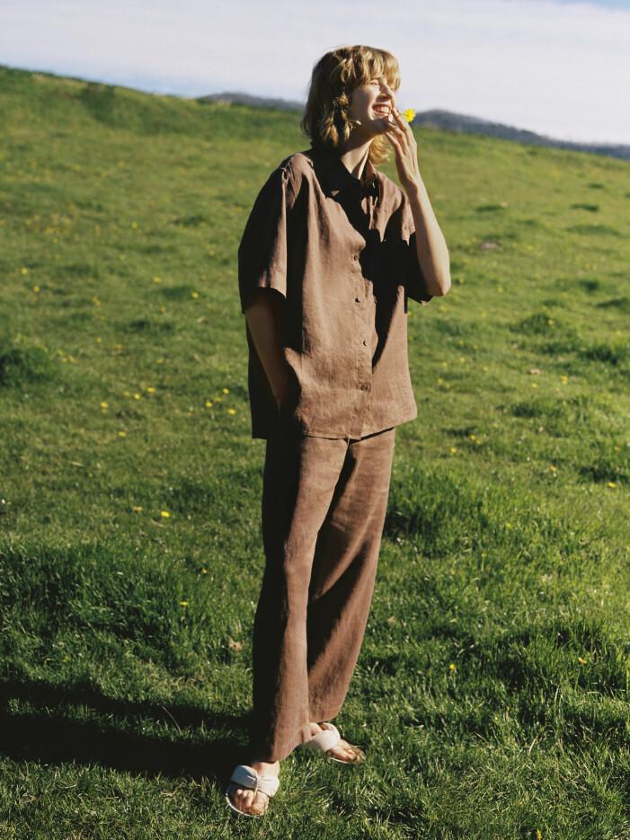 Dayjama i linne från Arket