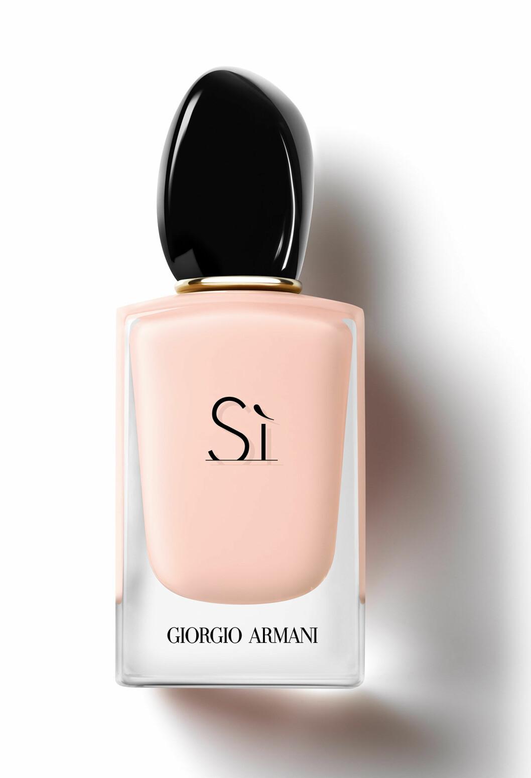 Armanis parfym Si.