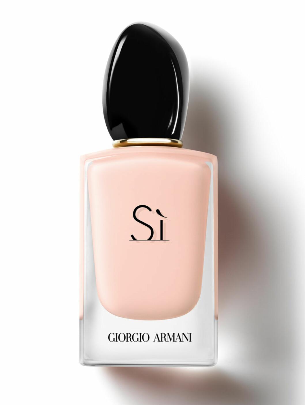 Armani parfym.