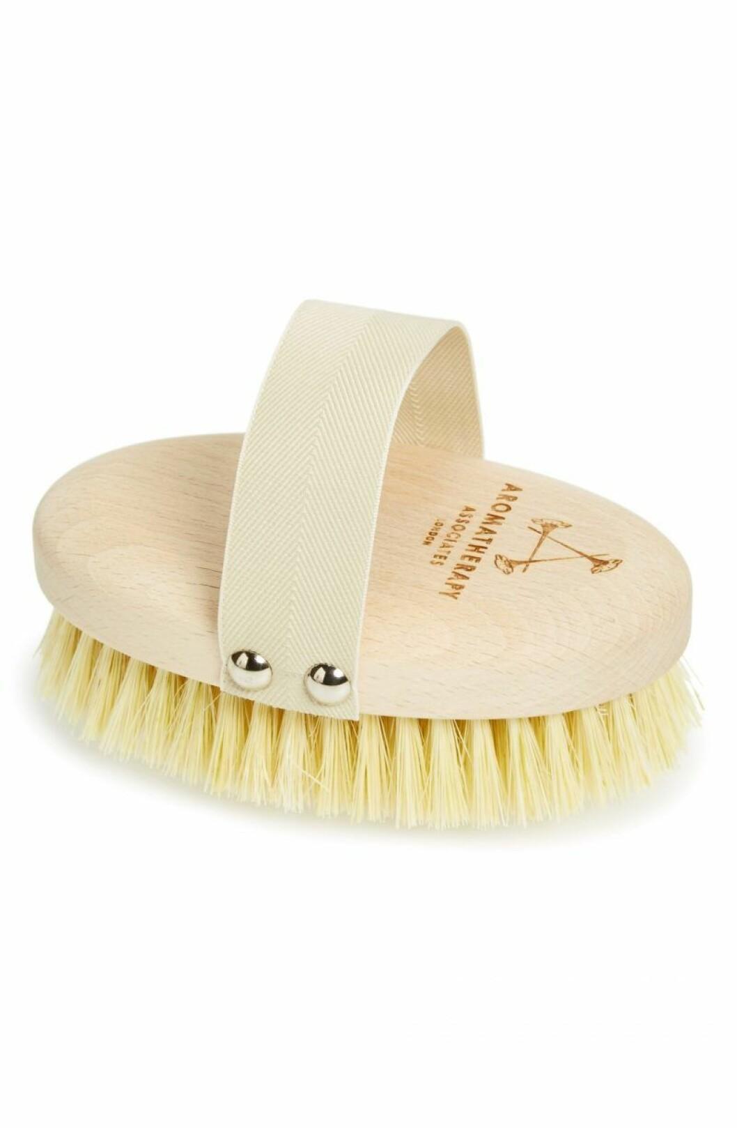 Body brush från Aromatherapy Associates