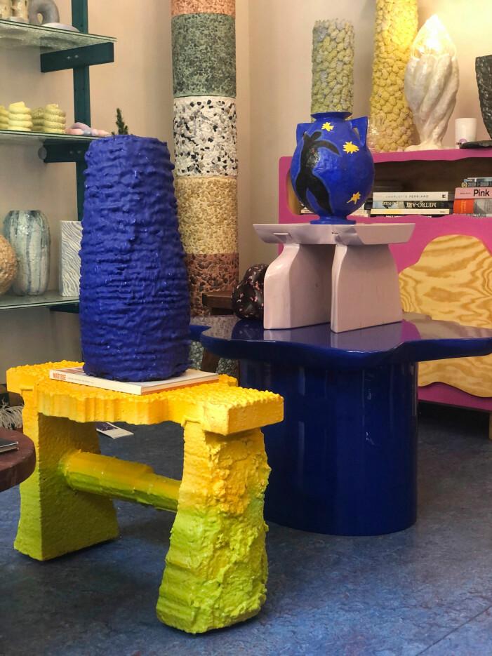 Inredningsbutiken Arranging Things i Stockholm