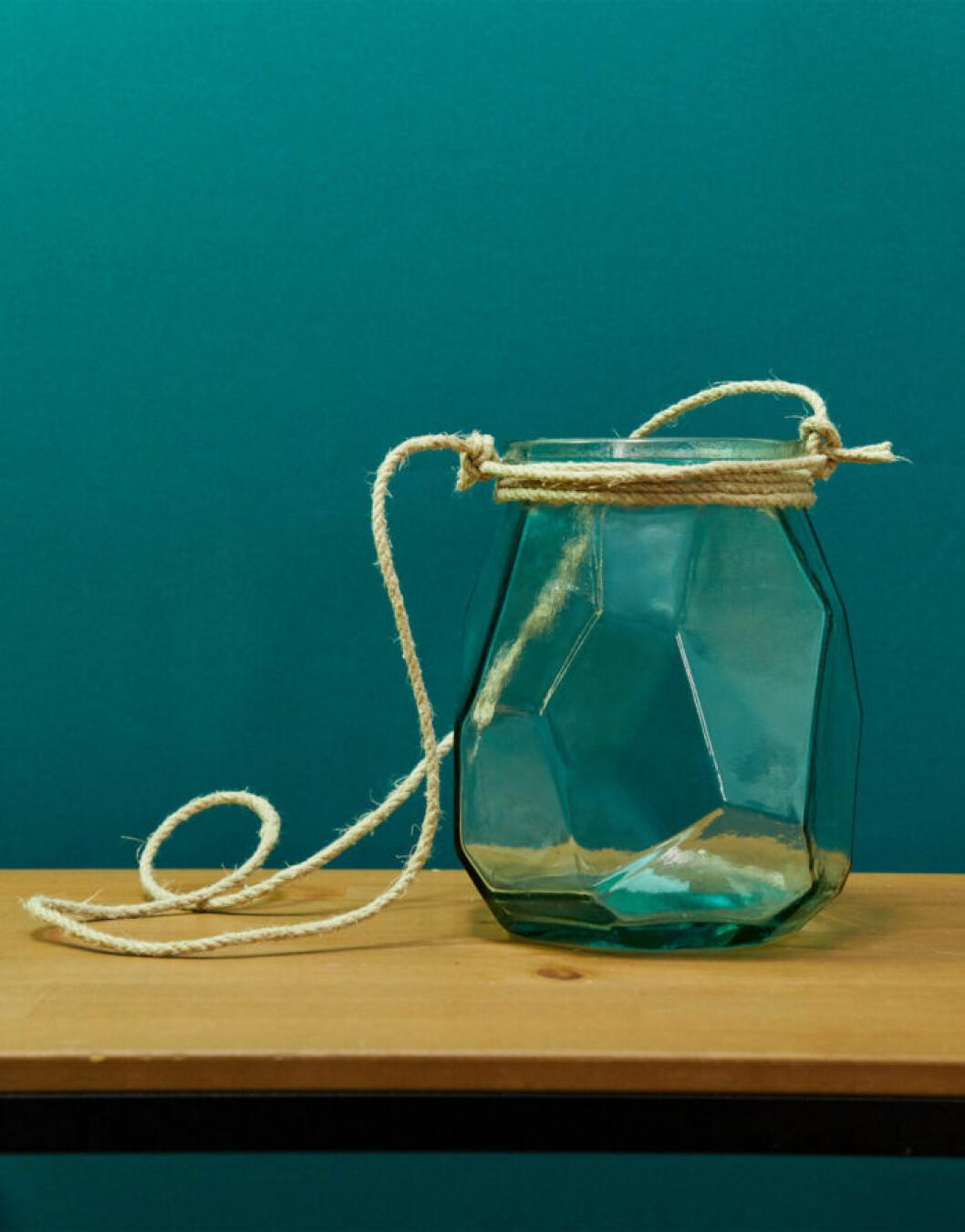 Ampel i glas från Asos