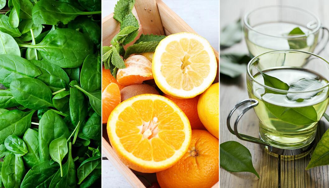 Matvarorna du kan äta för att få glow