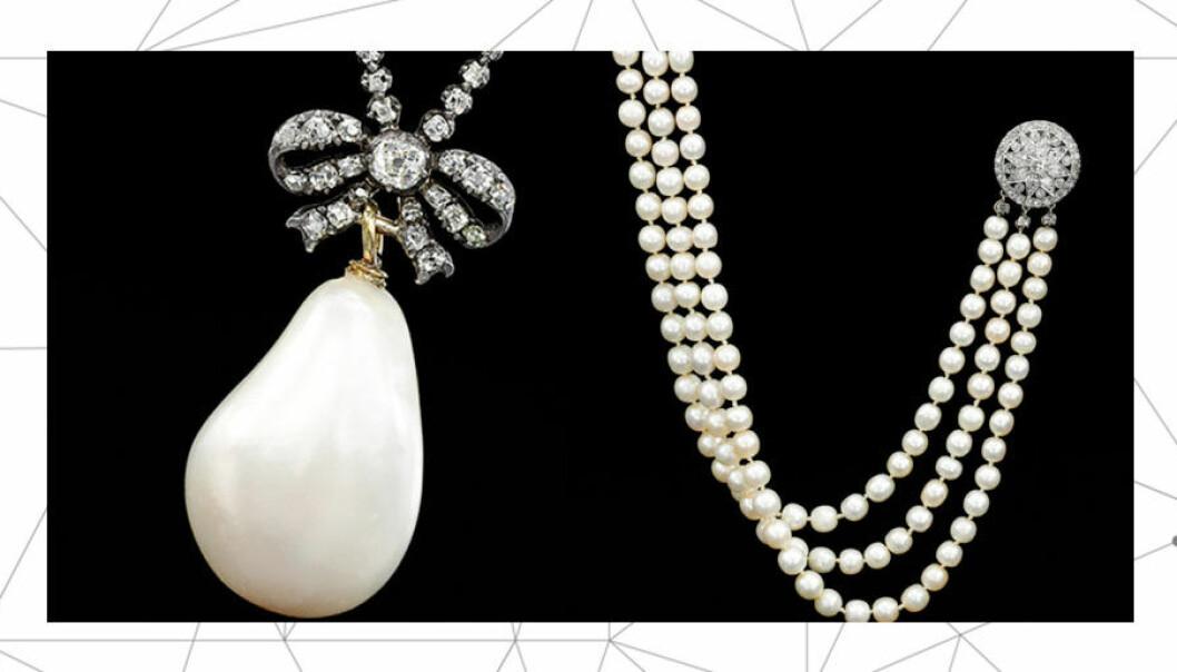 Smycken på Sothebys-auktion