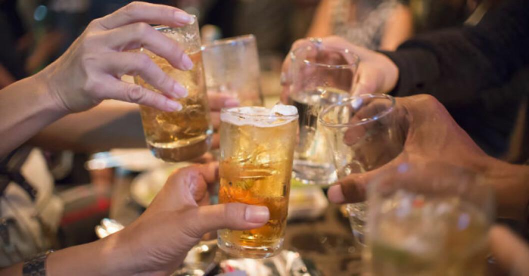 Känner du press att dricka alkohol?