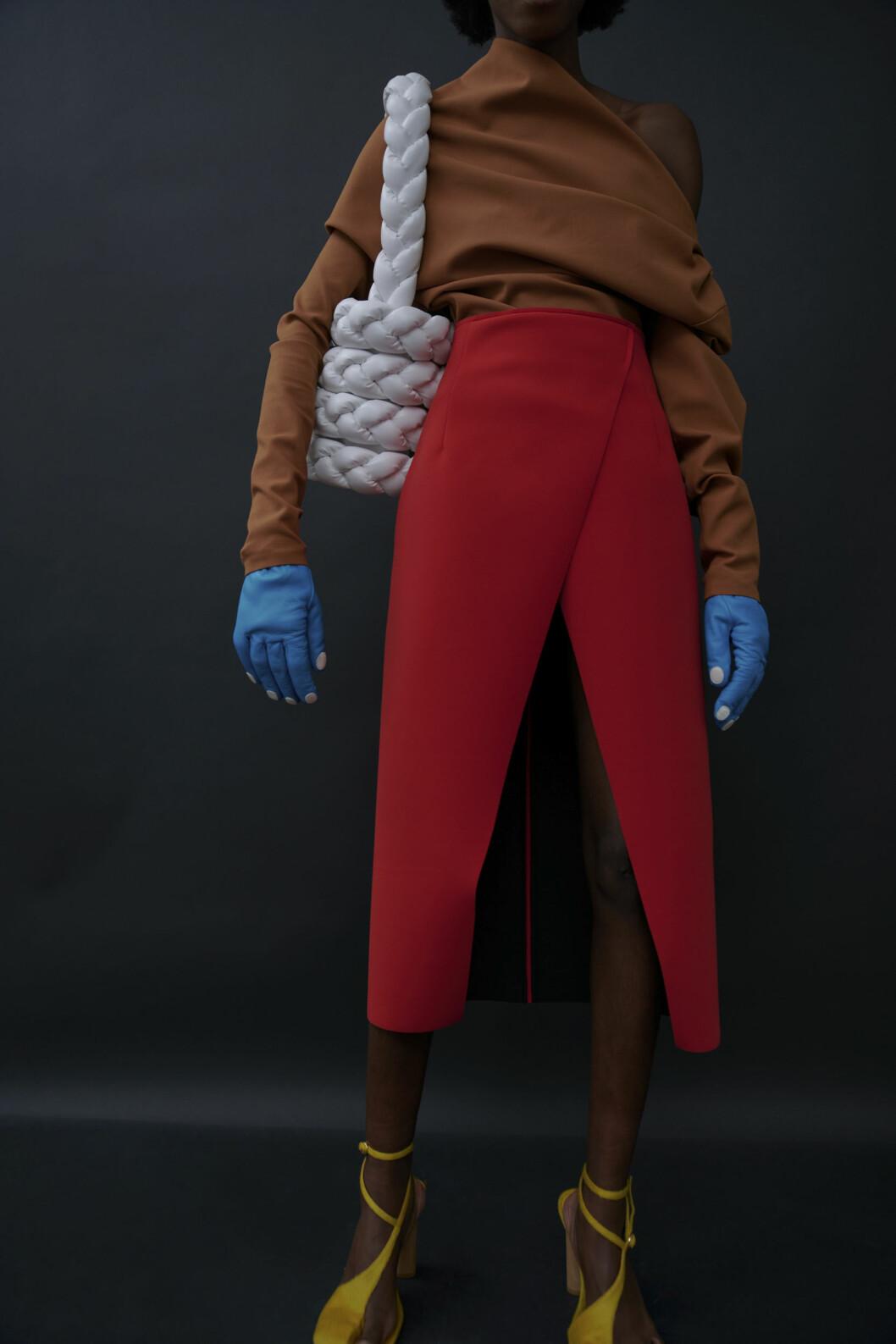 Röd trendfärg 2021