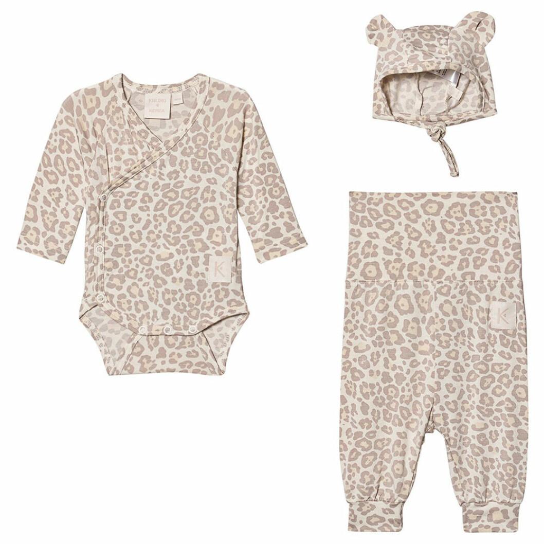 Bebiskläder leo från Kenza Kuling
