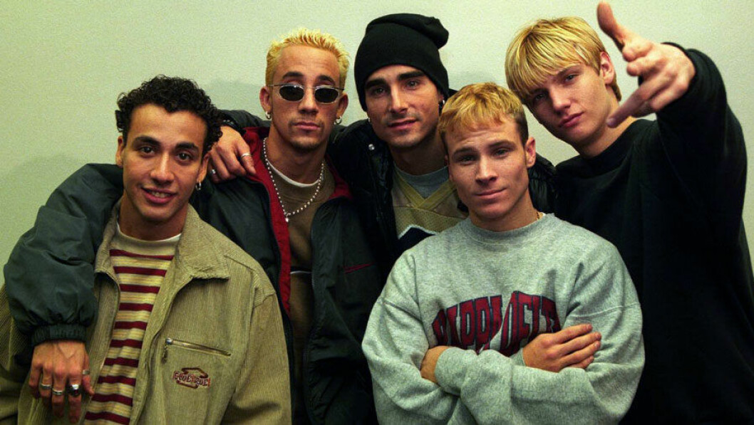 Backstreet Boys, Hartwall Arena, 5. Kesäkuuta