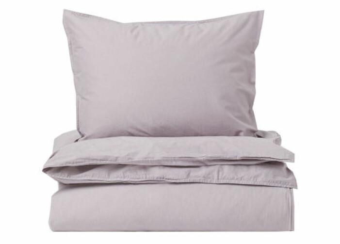 lila sängkläder