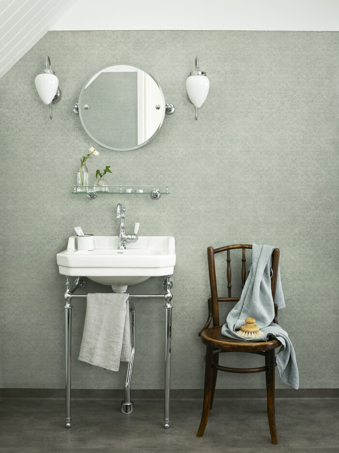 badrum i sekelskiftesstil
