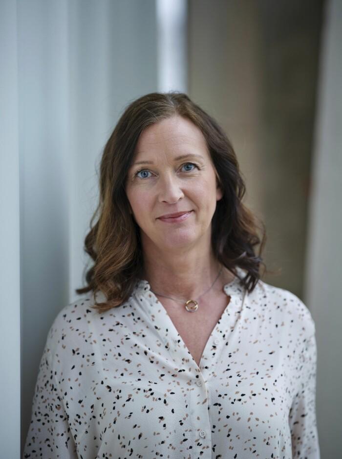 Jenny Andersson Designansvarig på Vedum kök & bad