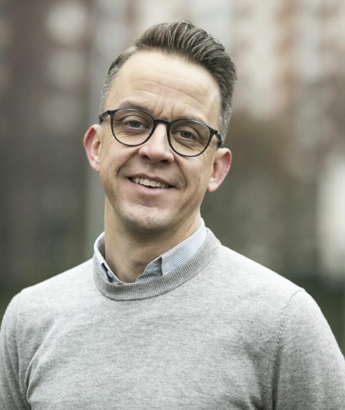 Johan Saari på Bricmate