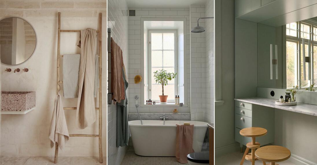 Så skapar du sommarkänsla i badrummet