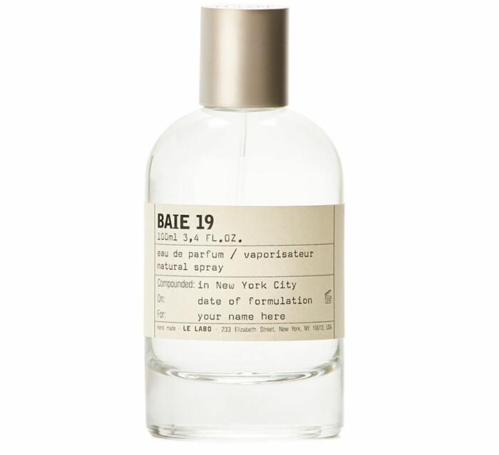 baie 19 le labo eau de parfum