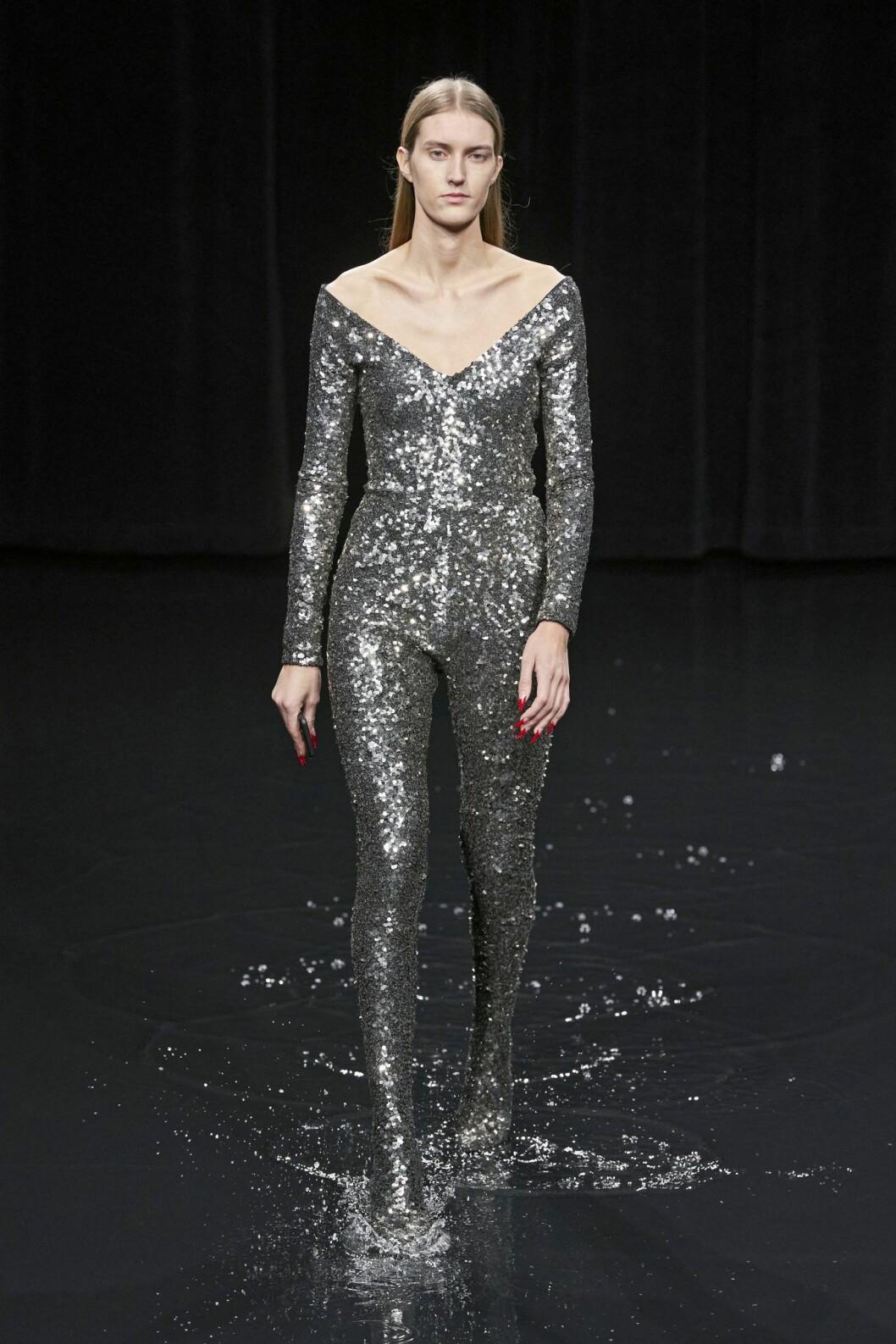 Metallic body Balenciaga 2020