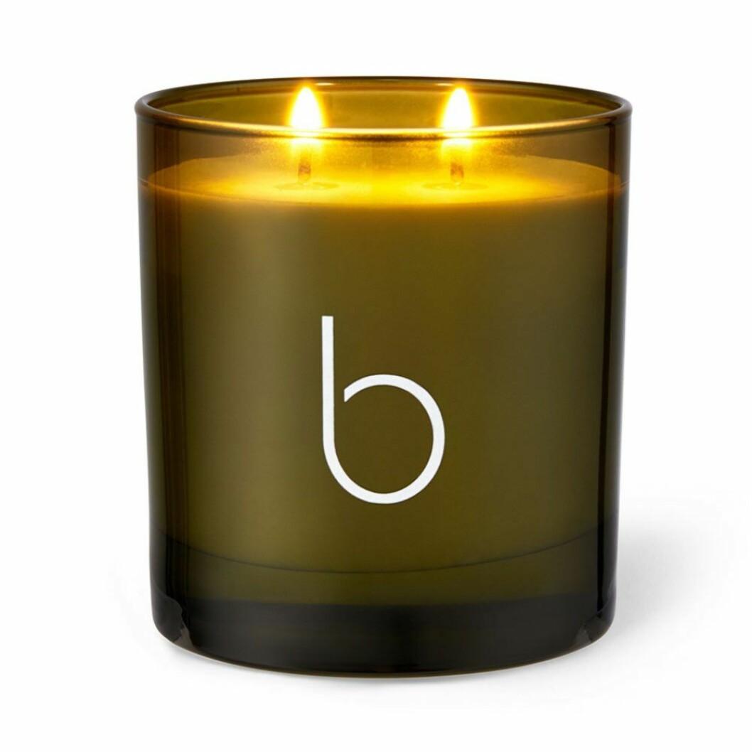 Doftljuset Iris från Bamford.