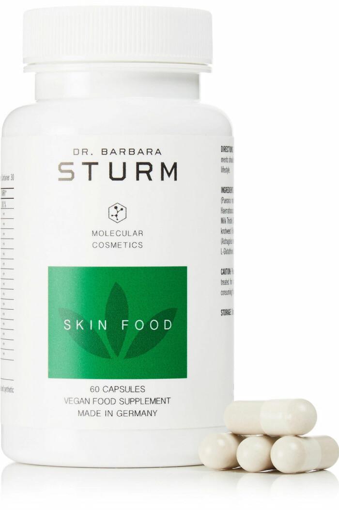 Skin food, Dr.Barbara Sturm.