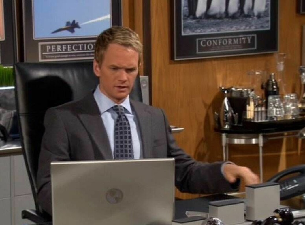 Barney i How i Met your mother