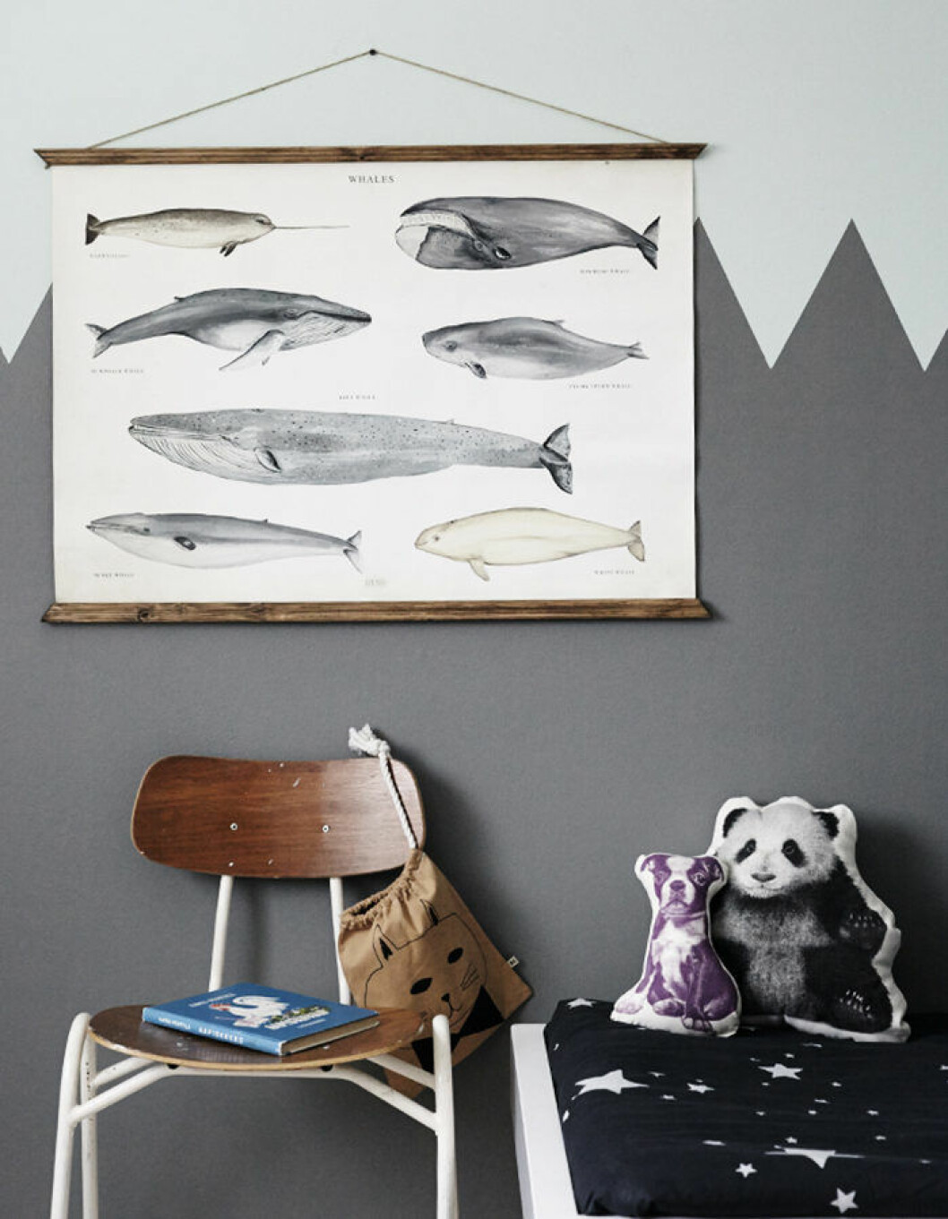 Whales tavla