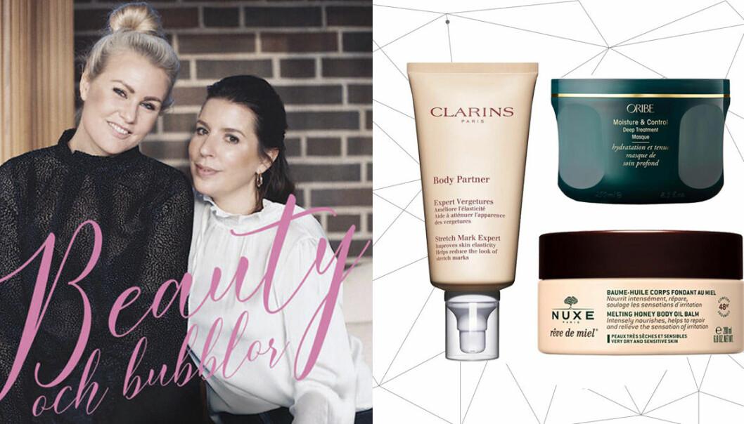 Beautyprodukter kropp hår våren 2020