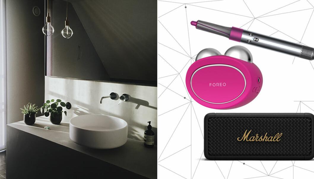 beauty tech som lyxar till ditt hemma-spa