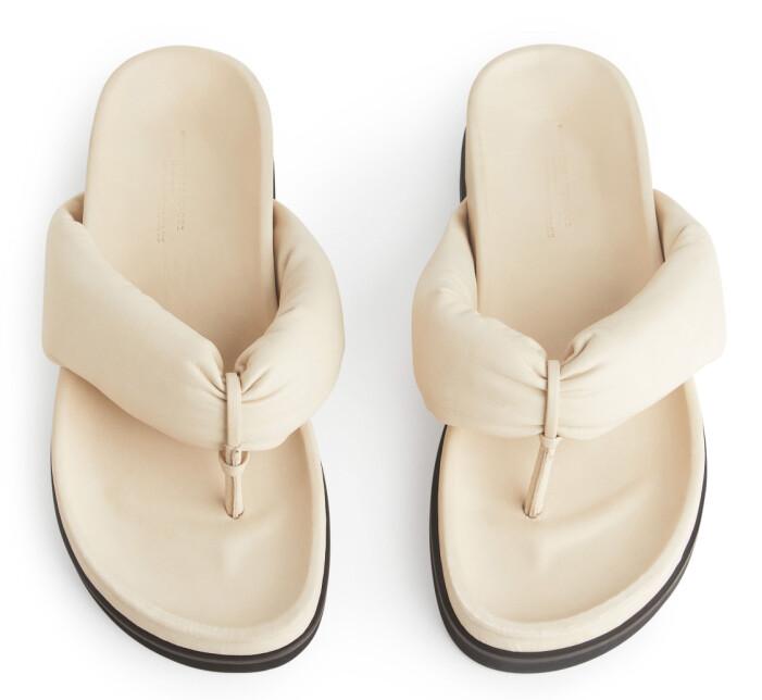 flip flop sandaler från Arket