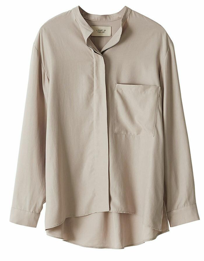 beige skjorta från a part of the art.