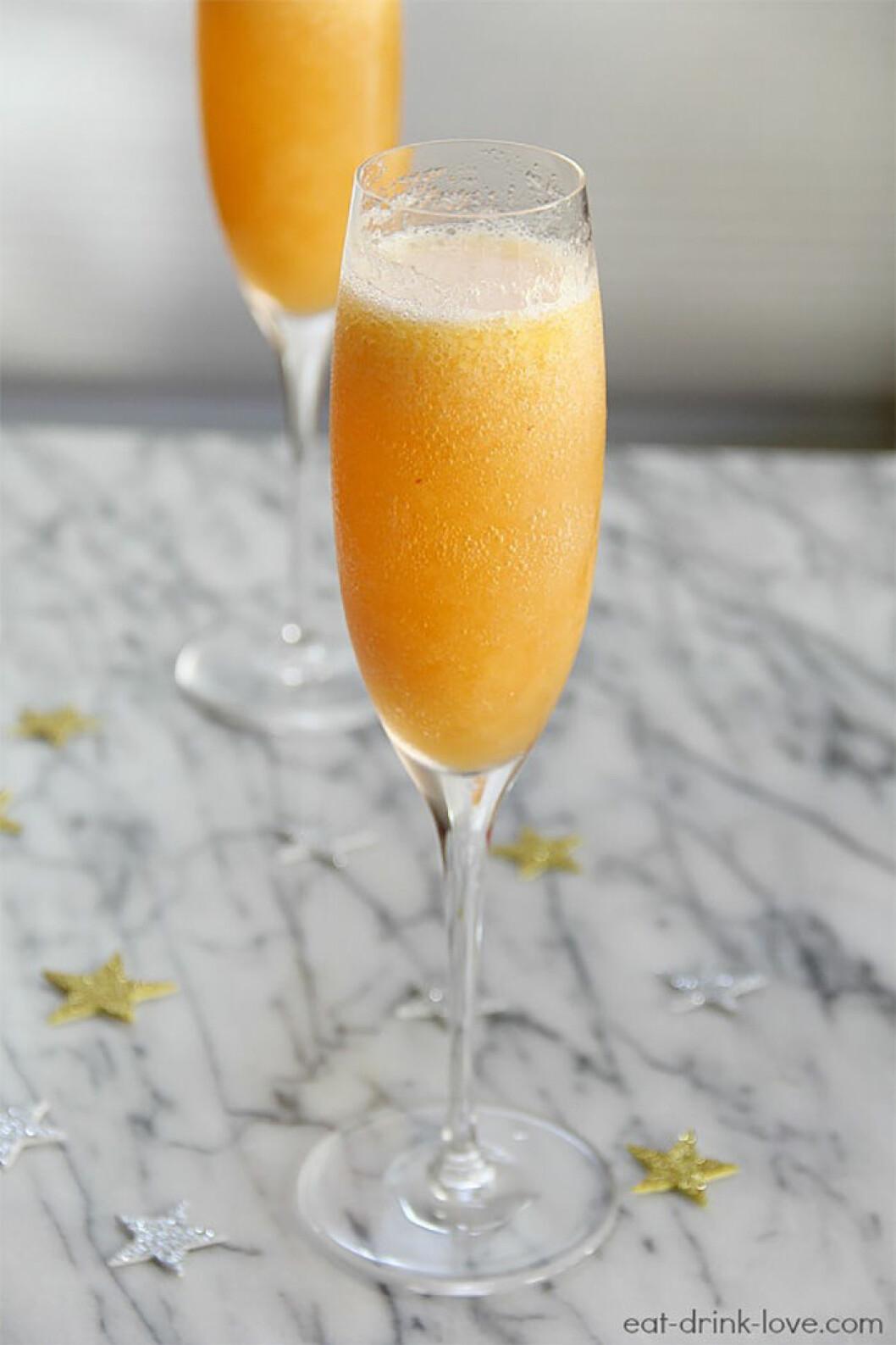 Enkel drink: Bellini