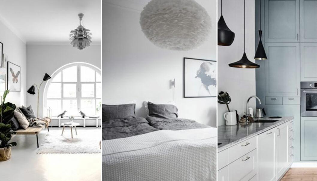 Så väljer du rätt belysning –rum för rum.