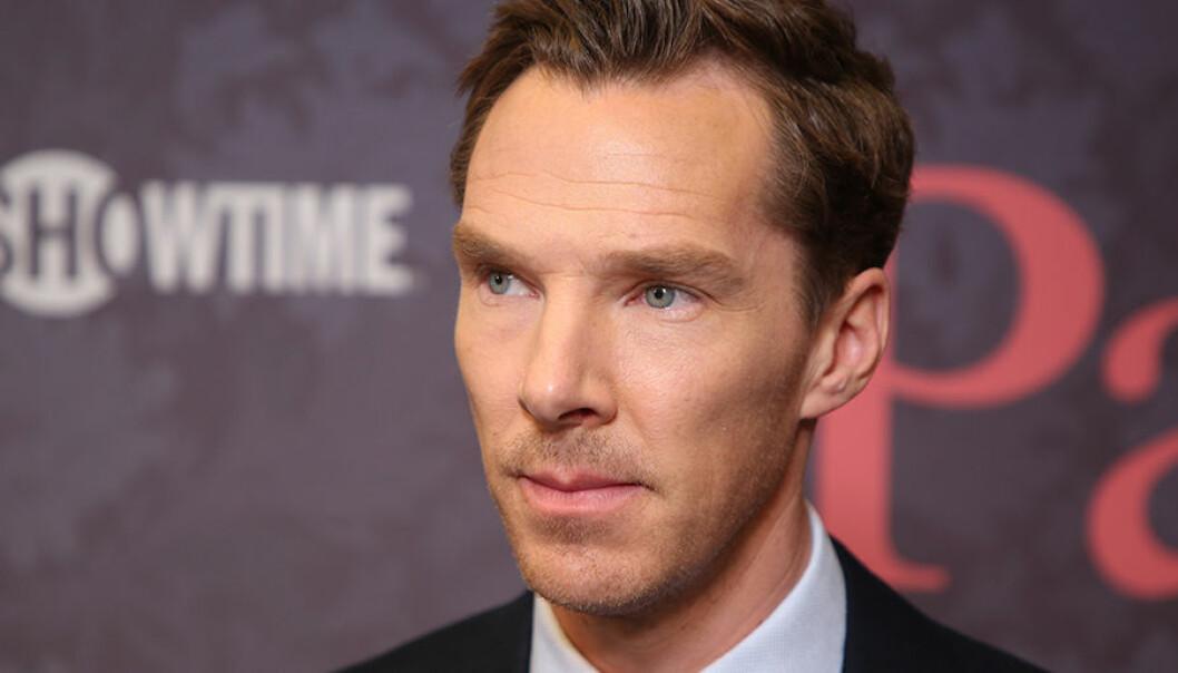 Benedict Cumberbatch vägrar roller om kvinnor får lägre i lön.
