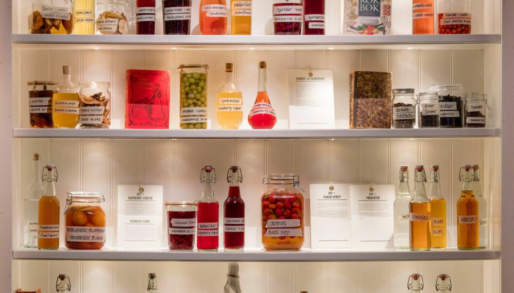 Spritmuseum anordnar utställning för odlings- och dryckesintresserade.