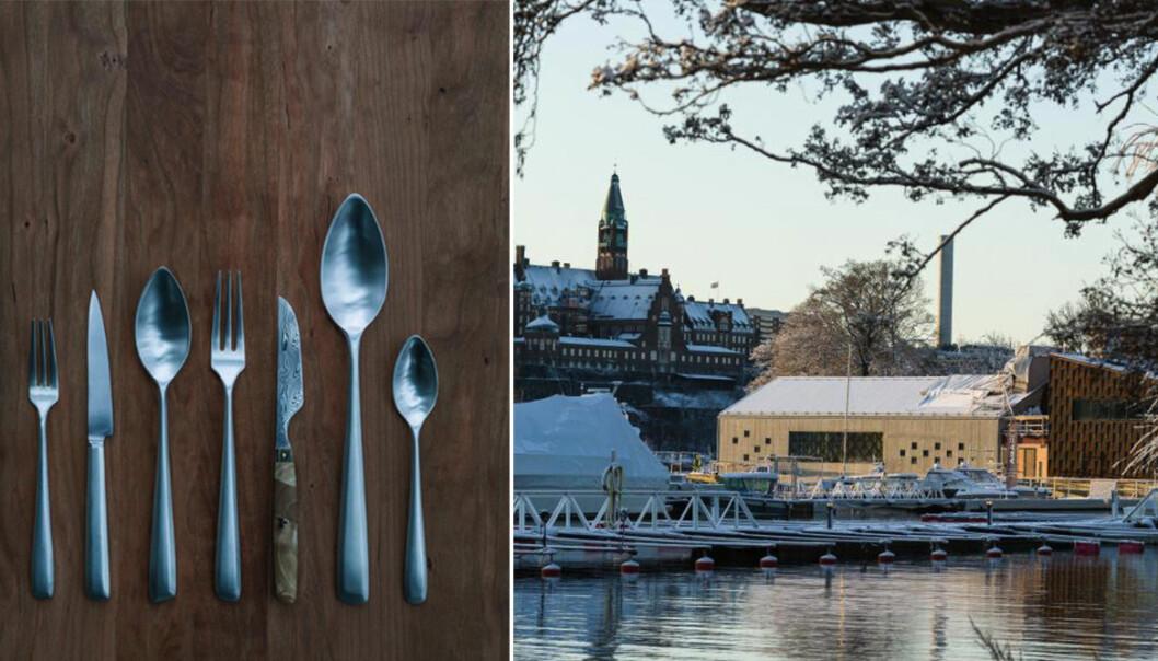 Design nya bestick Aira Stockholm