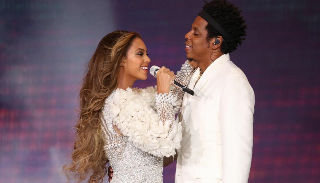 Beyoncé och Jay-Z