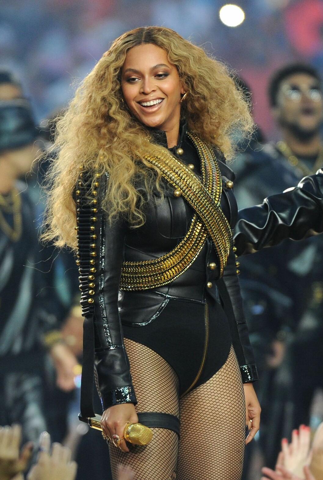 Beyonce Super Bowl 2016