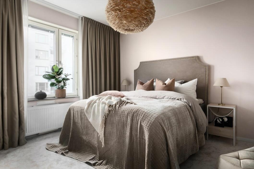 Bianca Ingrosso säljer sin lägenhet, sovrum