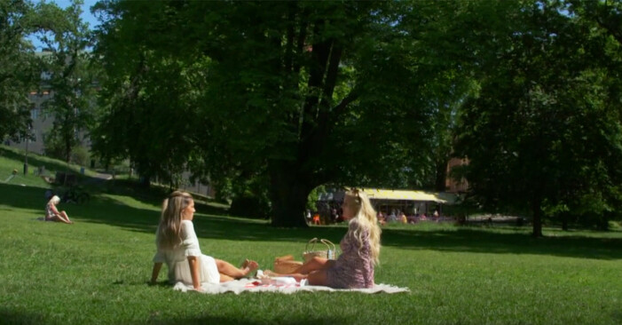Bianca och Melina pratar bulimi