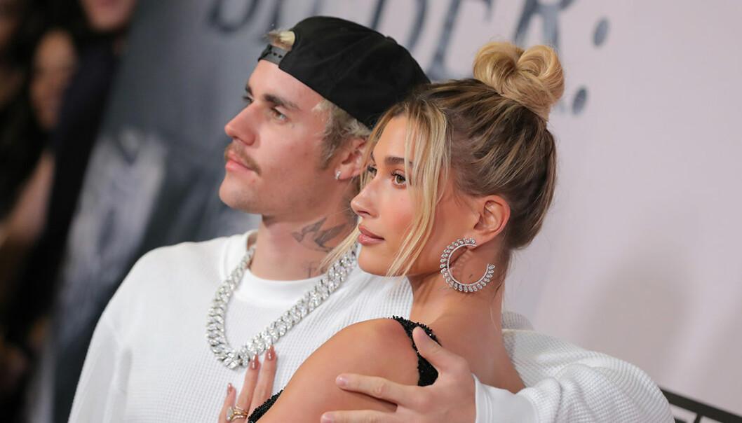 Justin och Hailey Bieber väntar inte barn – än.