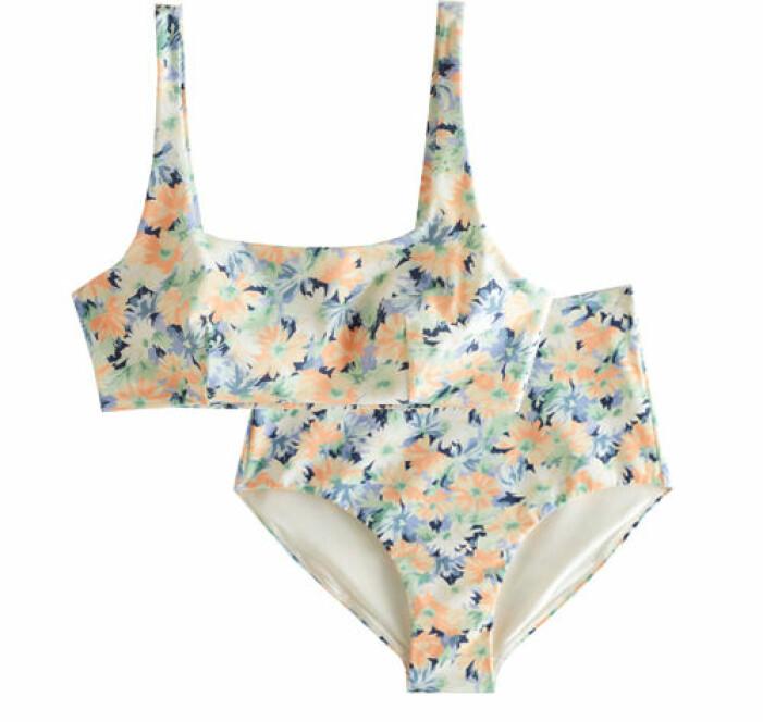 blommig bikini 2021