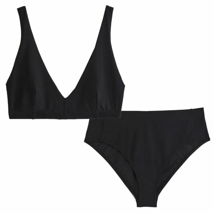 svart bikini från Filippa K