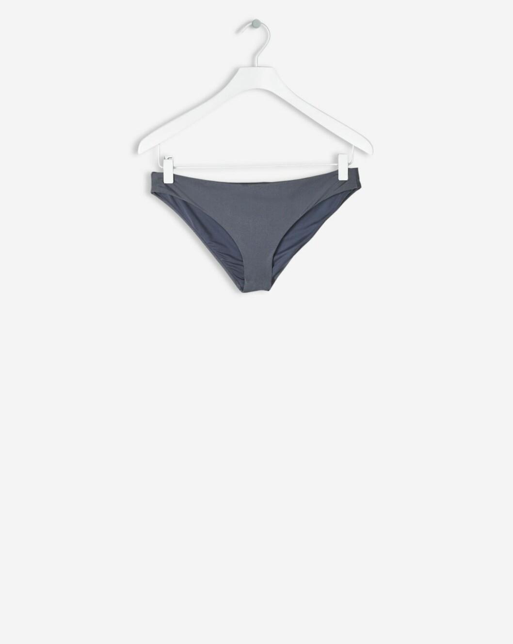 grå bikiniunderdel från Filippa K.