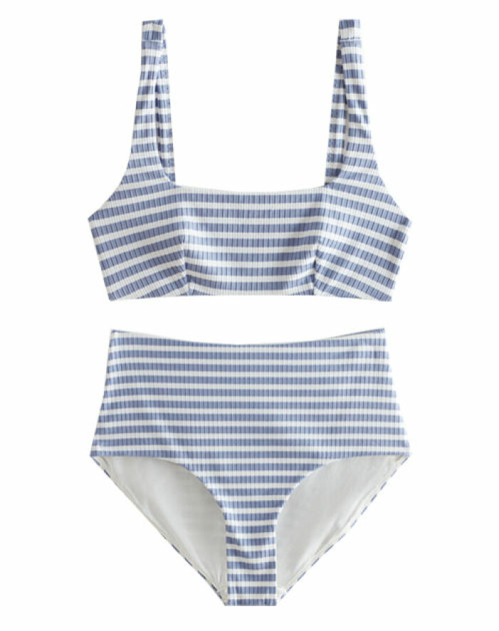 randig bikini