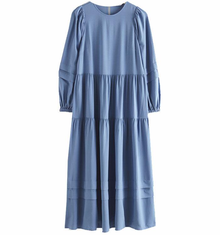 blå klänning other stories