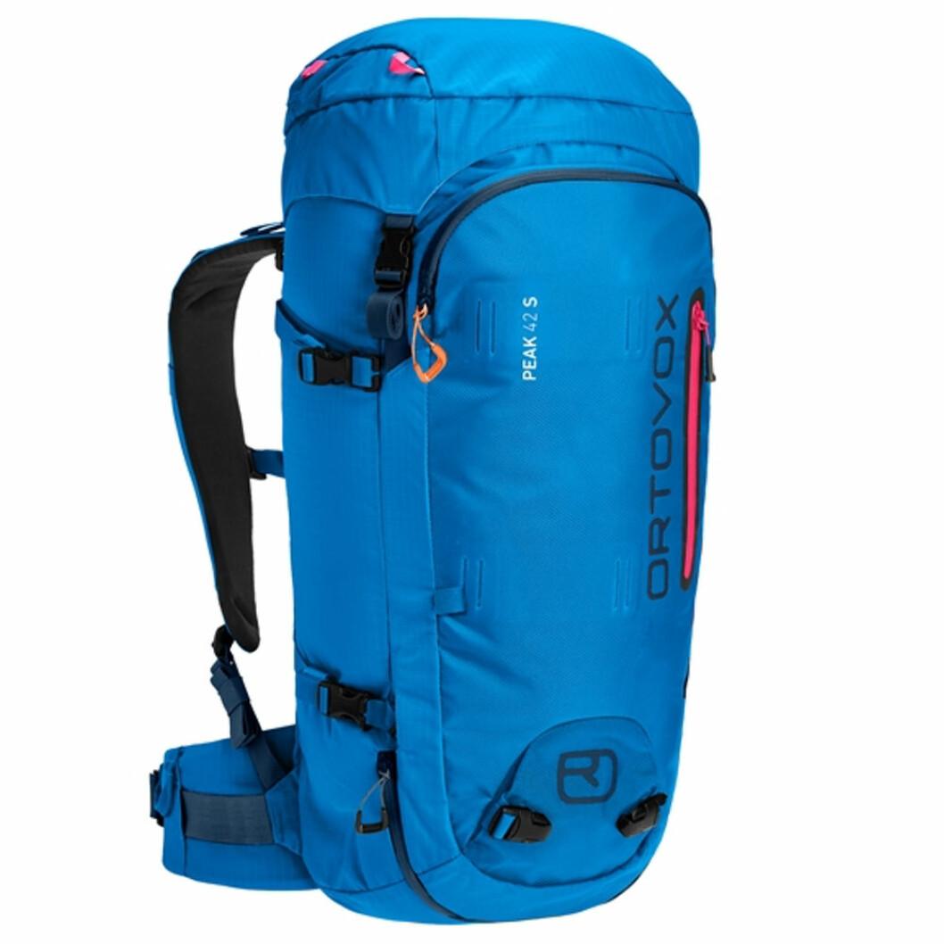 Blå ryggsäck från Outdoorexperten