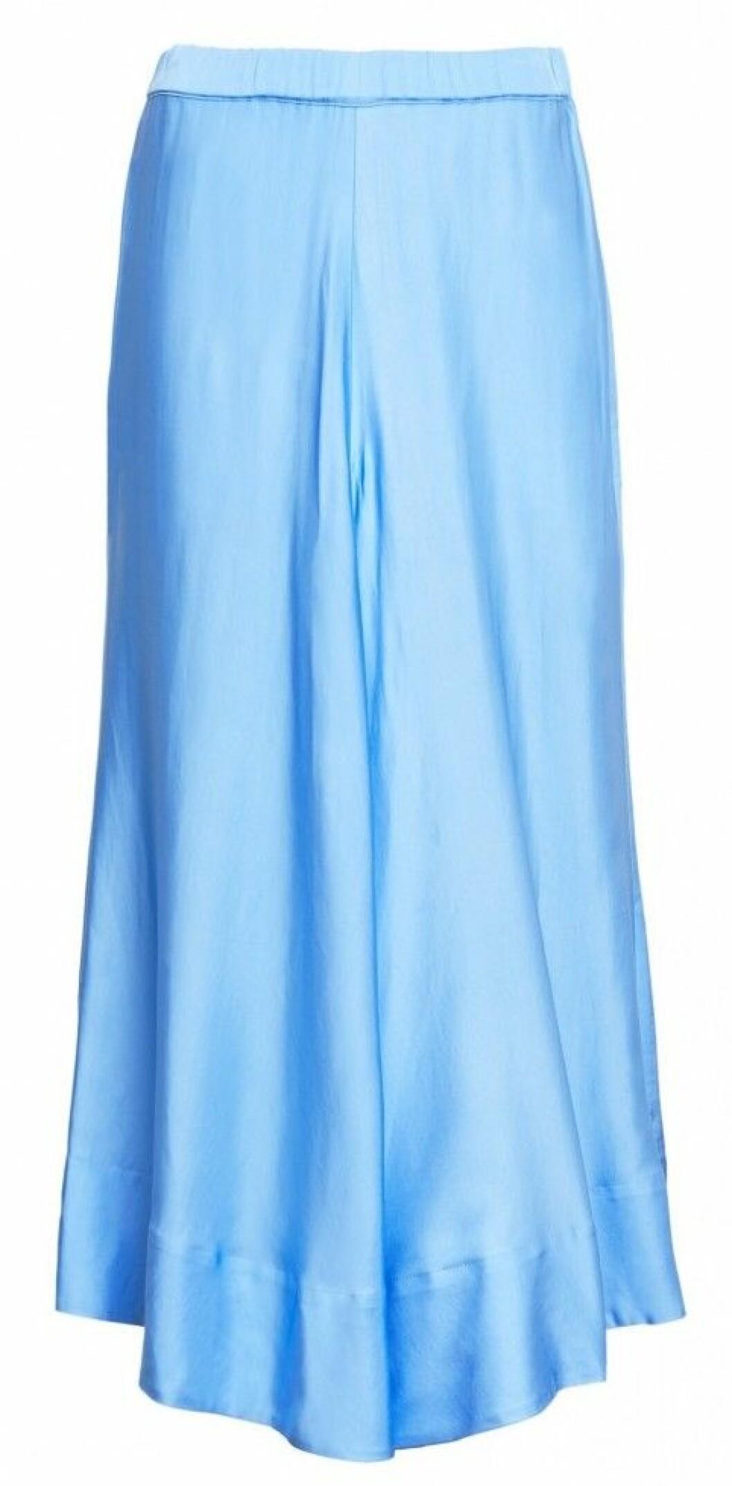 blå midikjol från Rodebjer.