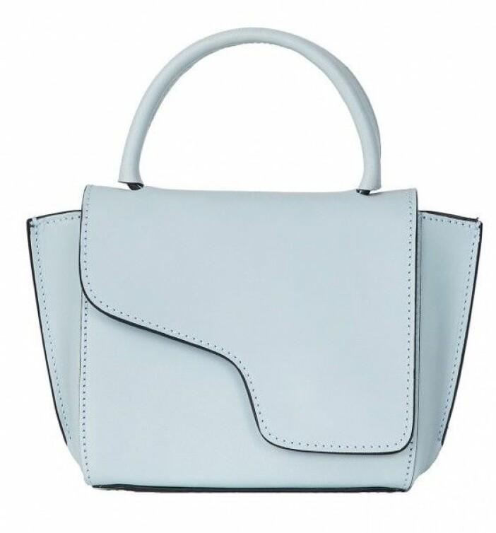 blå väska atp atelier