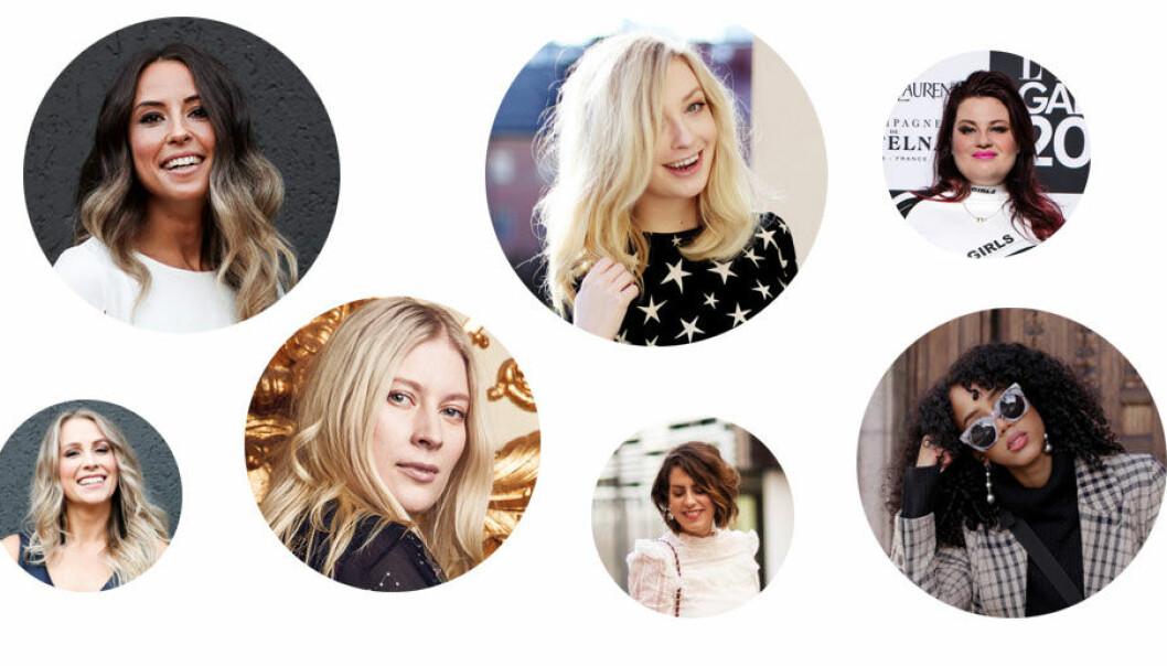 Detta kommer 10 bloggare ha på sig under ELLE-galan.